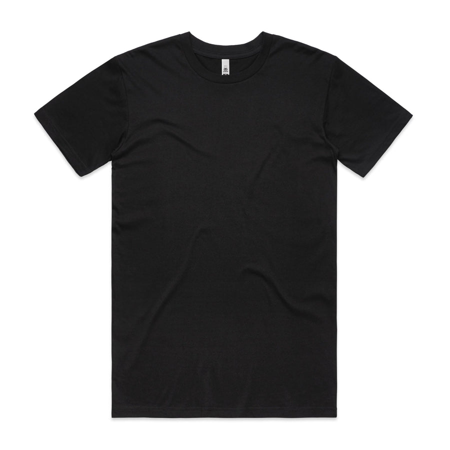 Men's Basic Tee Shirt | Custom Blanks - Band Merch and On-Demand Designer Shirts