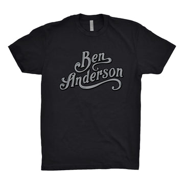 Ben Anderson - Unisex Tee Shirt - Band Merch and On-Demand Designer Shirts