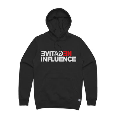 Waka Flocka Flame - Negative Influence Unisex Heavyweight Pullover Hoodie