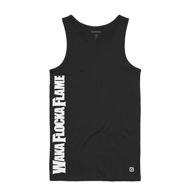Waka Flocka Flame - Men's Tank Top - Music Merchandise and Designer Shirts