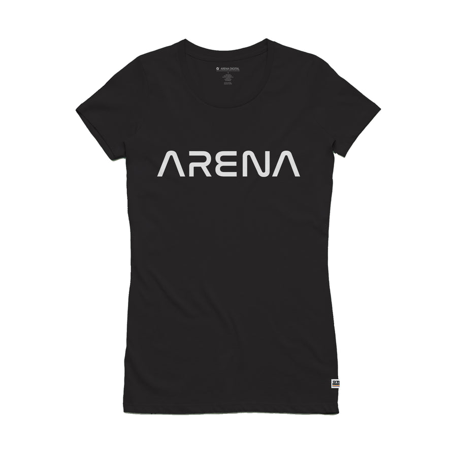 Launch Crew - Women's Slim Fit Tee Shirt - Band Merch and On-Demand Designer Shirts