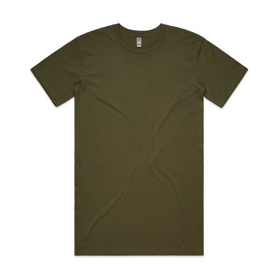 Men's Tall Tee | Custom Blanks - Band Merch and On-Demand Designer Shirts