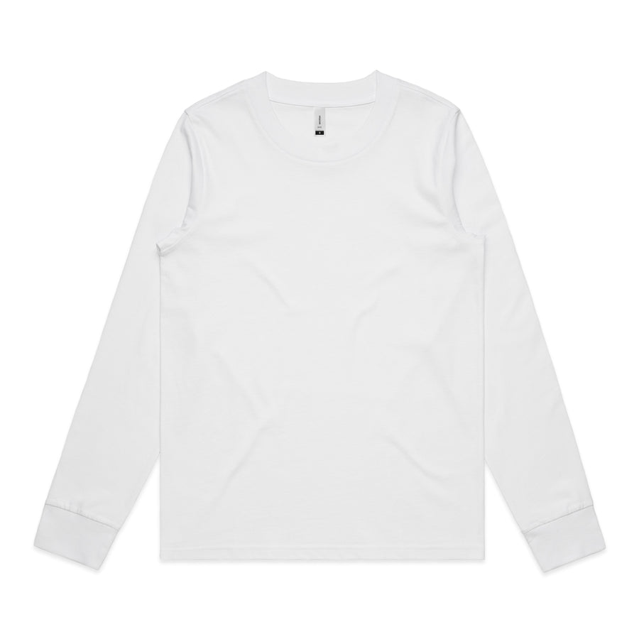 Women's Dice Long Sleeve Tee Shirt | Custom Blanks - Band Merch and On-Demand Designer Shirts