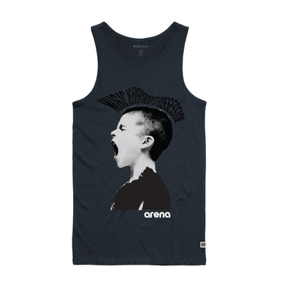 Arena Music | Mad Crazy - Mens Tank Top