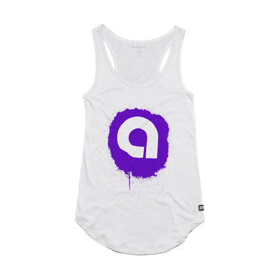 Arena Music | Stencil - Womens Tank Top
