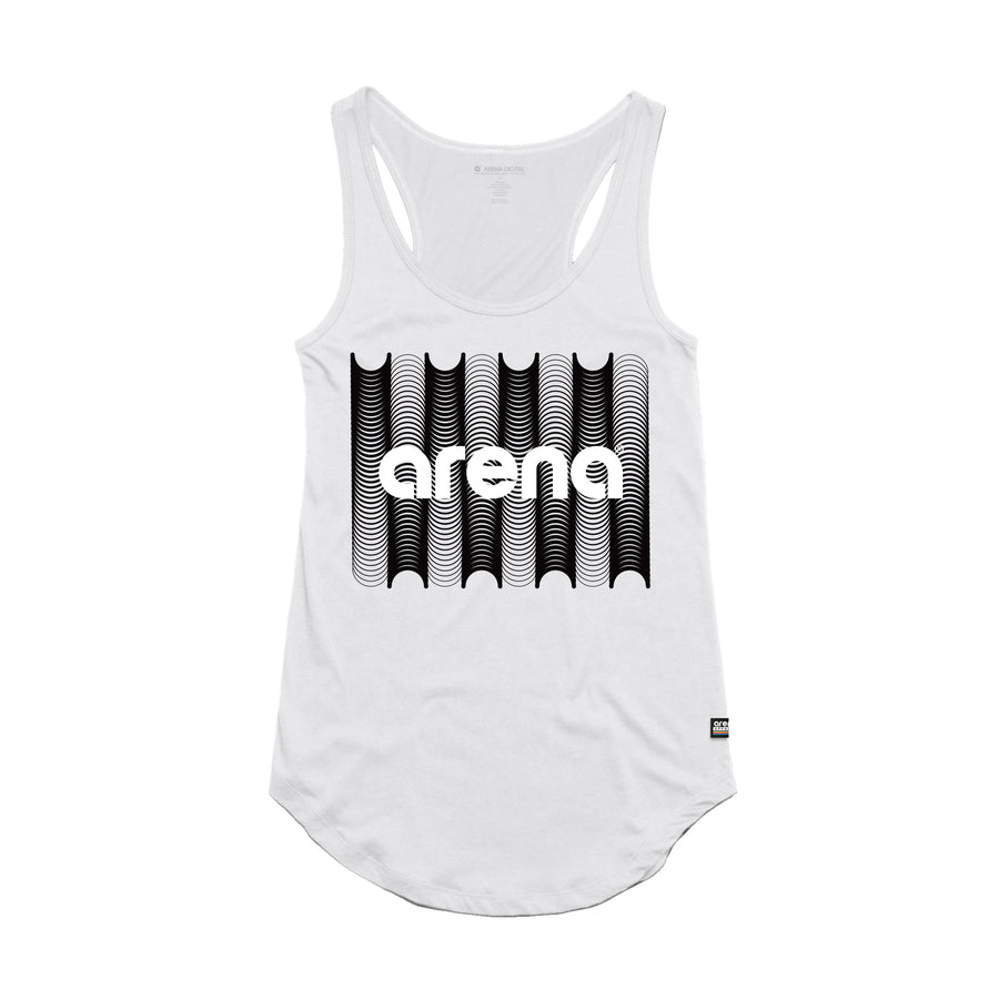 Arena Music | Converge - White Women's Tank Top