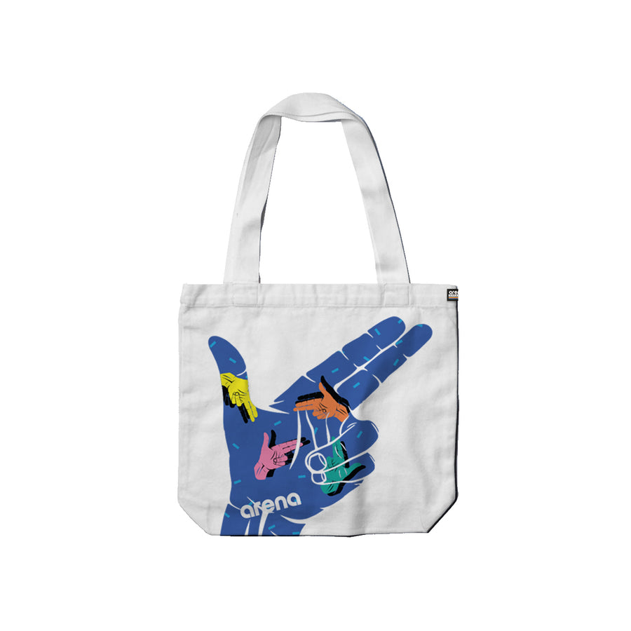 Finger Gun - Tote Bag - Band Merch and On-Demand Designer Shirts