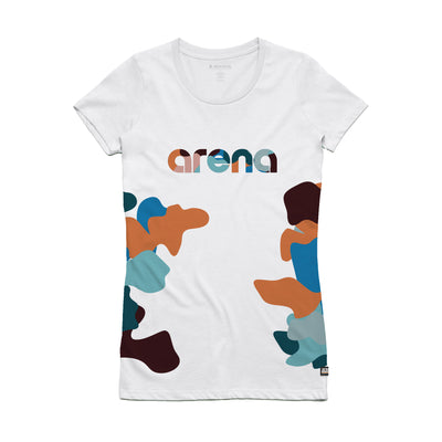 Arena Music I Sincerely - Womens Slim Fit Tee Shirt