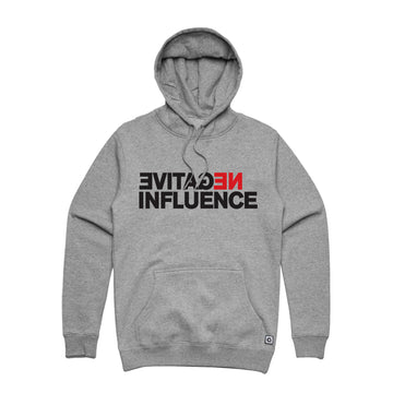 Waka Flocka Flame - Negative Influence Unisex Heavyweight Pullover Hoodie - Band Merch and On-Demand Designer Shirts