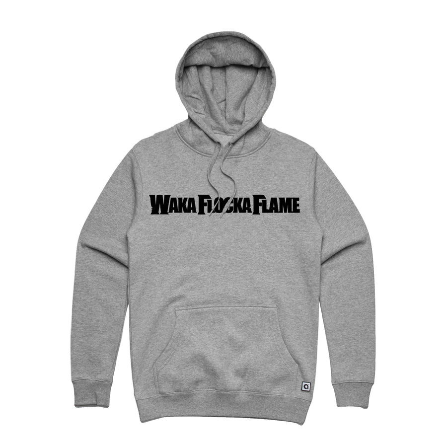 Waka Flocka Flame - Unisex Heavyweight Pullover Hoodie - Band Merch and On-Demand Designer Shirts