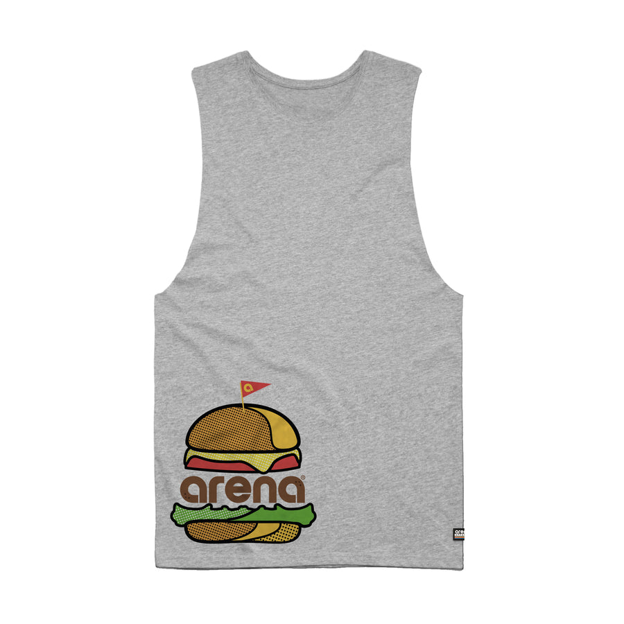 Grade A - Men's Sleeveless Tee Shirt - Band Merch and On-Demand Designer Shirts