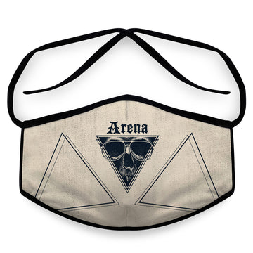Biometrika - Reusable Cloth Face Mask, Face Cover, Festival Cover | Arena - Band Merch and On-Demand Designer Shirts