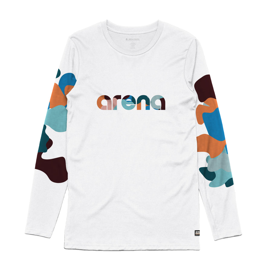 Arena Music I Sincerely - Mens Long Sleeve Tee Shirt