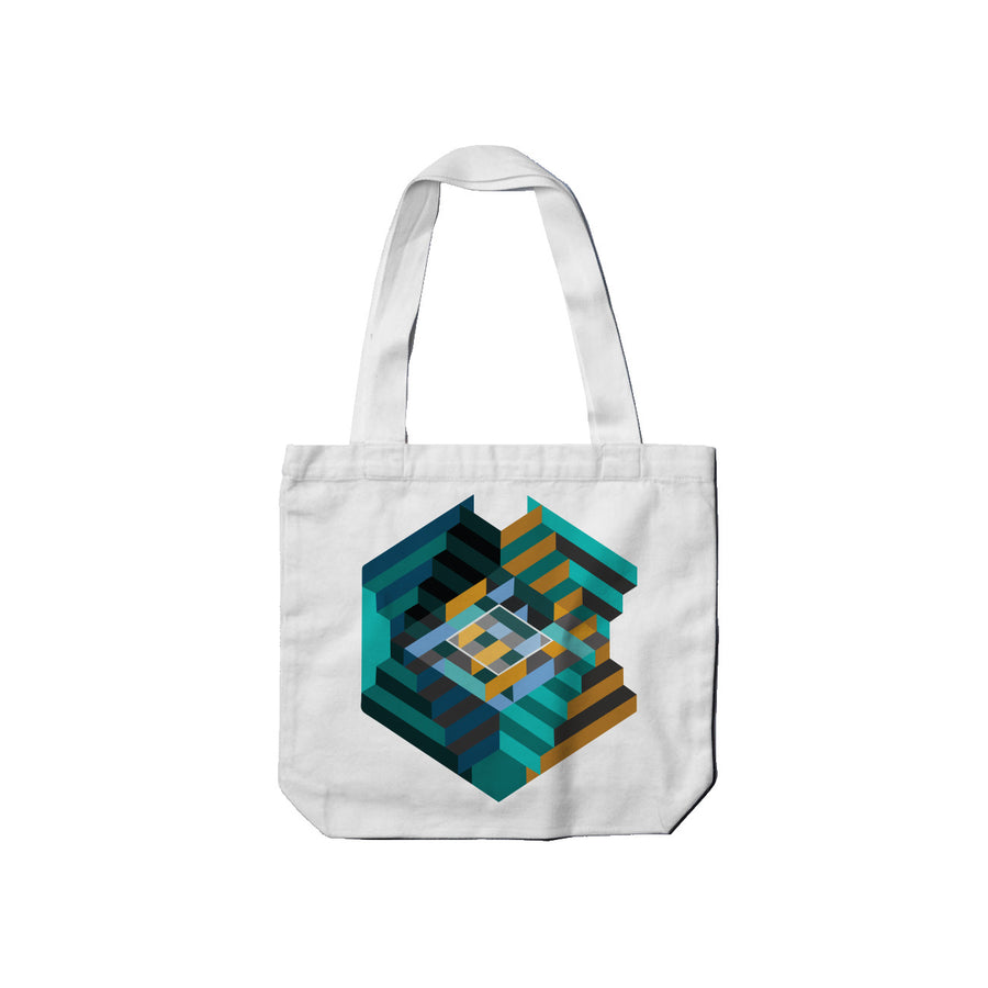 House of Stairs - Tote Bag