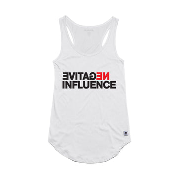 Waka Flocka Flame - Negative Influence Women's Tank Top - Band Merch and On-Demand Designer Shirts