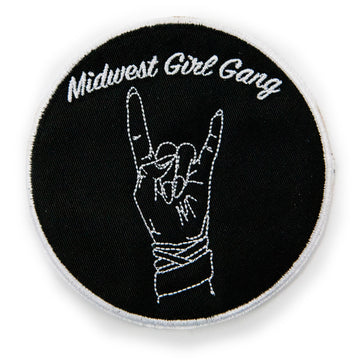 Midwest Girl Gang - Logo Patch | Arena