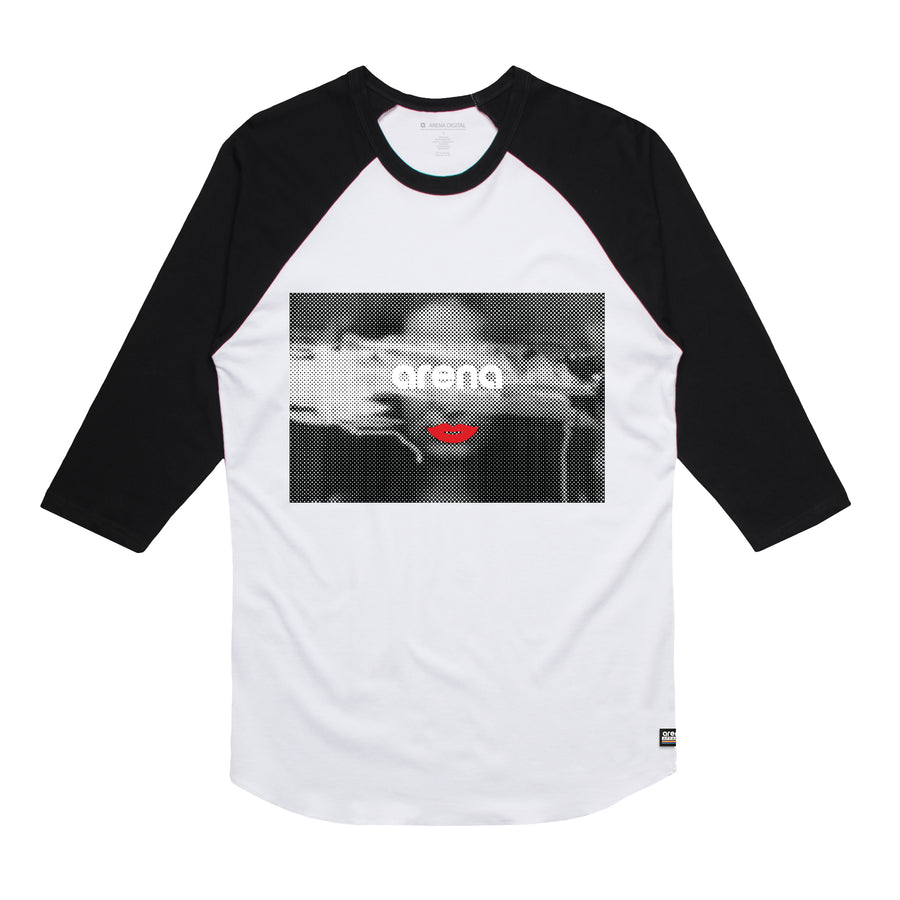 Arena Music | Exposure - Mens Raglan Tee Shirt