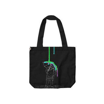 Arena Reigns Black Carry Tote Back