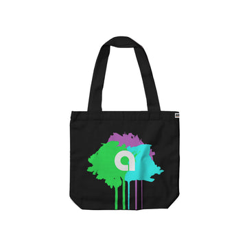 Arena Reigns Black Carry Tote Front
