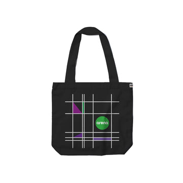 Arena Music | Mondrian - Carry Tote