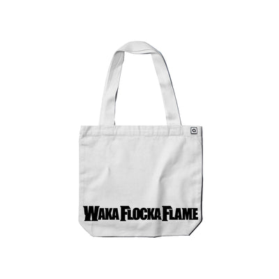 Waka Flocka Flame - Carrie Tote Bag - Music Merchandise and Designer Shirts