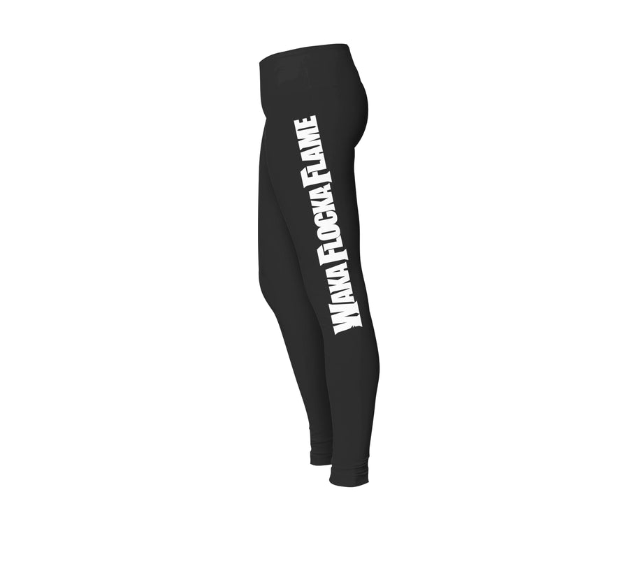 Waka Flocka Flame - Women's Leggings - Band Merch and On-Demand Designer Shirts