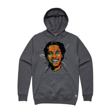 Waka Flocka Flame - Flocka Face: Unisex Heavyweight Pullover Hoodie | Arena - Band Merch and On-Demand Designer Shirts