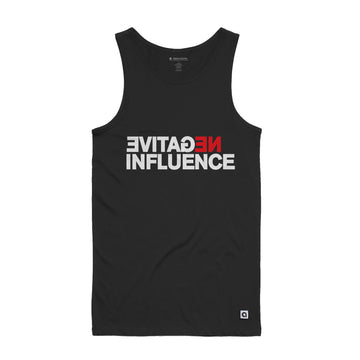 Waka Flocka Flame - Negative Influence: Men's Tank Top | Arena - Band Merch and On-Demand Designer Shirts