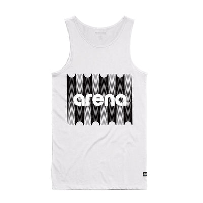Arena Music | Converge - White Men's Tank Top