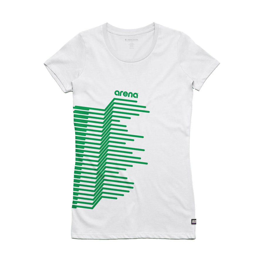 Arena Music | New Madrid - Womens Slim Fit Tee Shirt