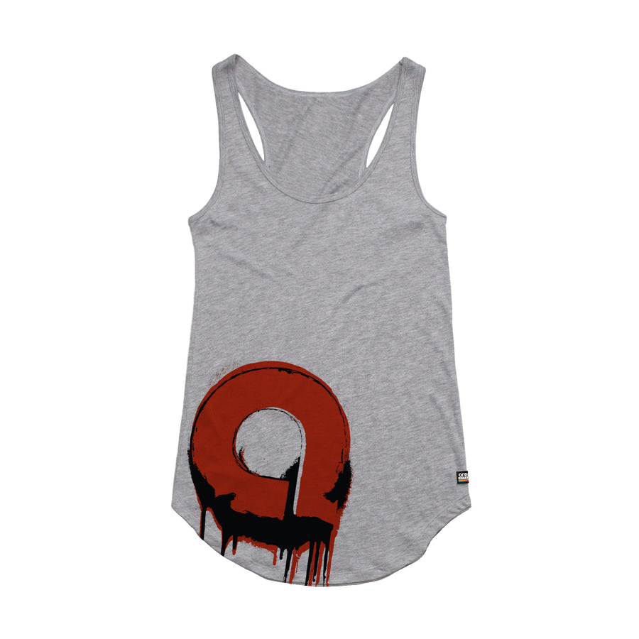 Arena Music | Spray Paint - Womens Tank Top