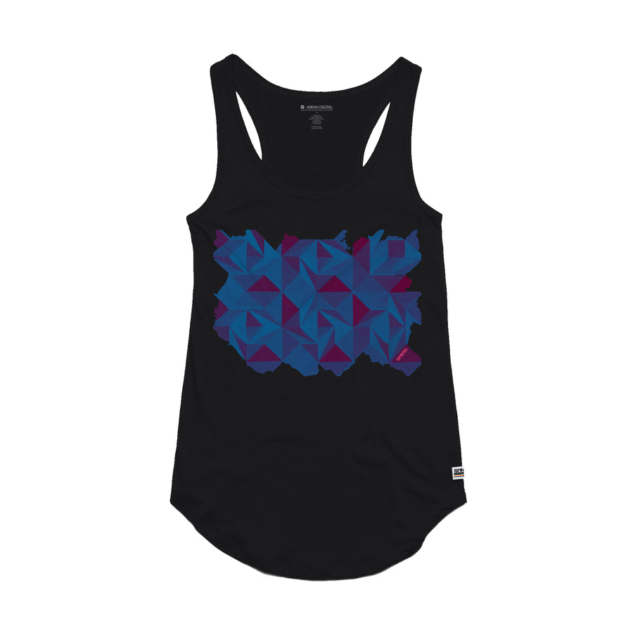Arena Music | Quiet - Womens Tank Top