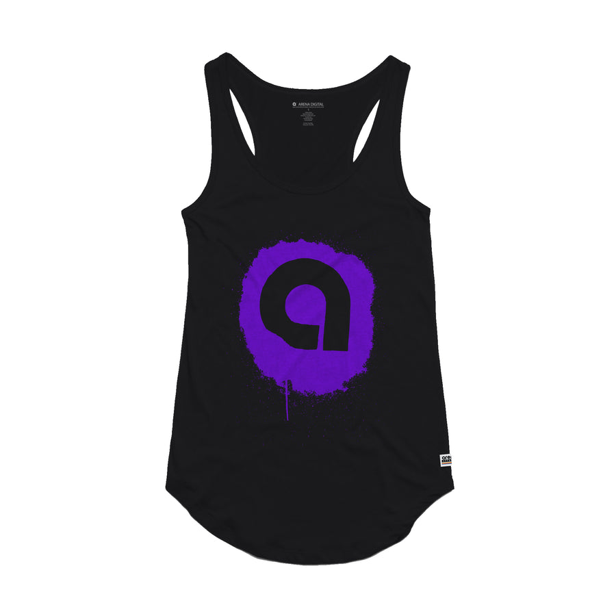 Stencil - Women's Tank Top - Band Merch and On-Demand Designer Shirts