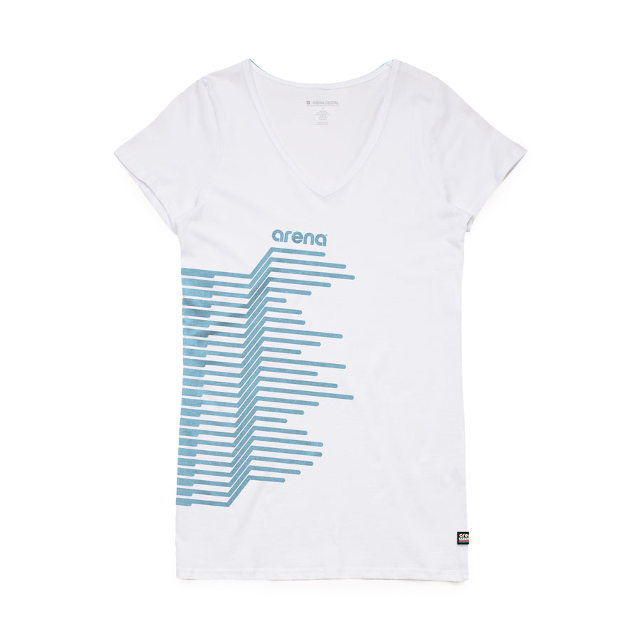 Arena Music | New Madrid - Womens V-Neck Tee Shirt
