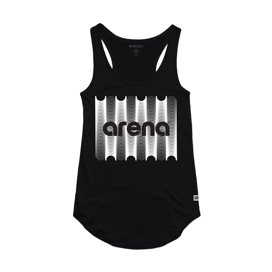Arena Music | Converge - Black Women's Tank Top