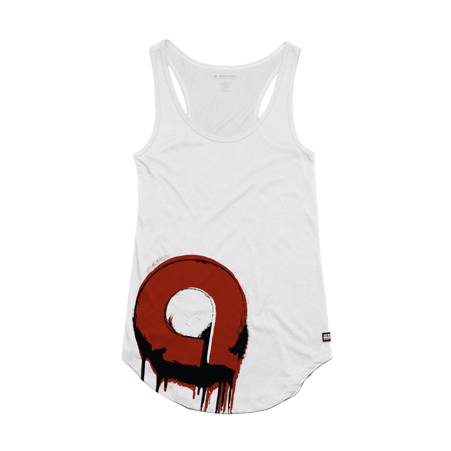 Spray Paint - Women's Tank Top - Band Merch and On-Demand Designer Shirts