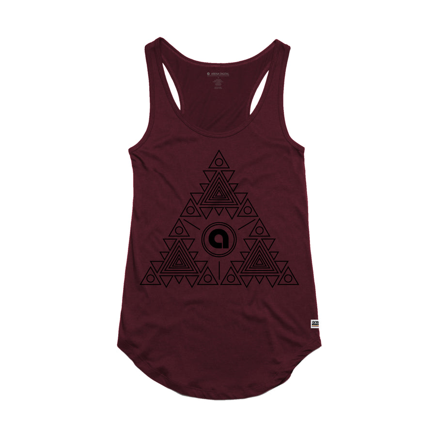 Great Kiva - Women's Tank Top - Band Merch and On-Demand Designer Shirts