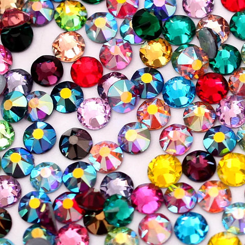 Flawless Crystals Rhinestones available now, High quality low price