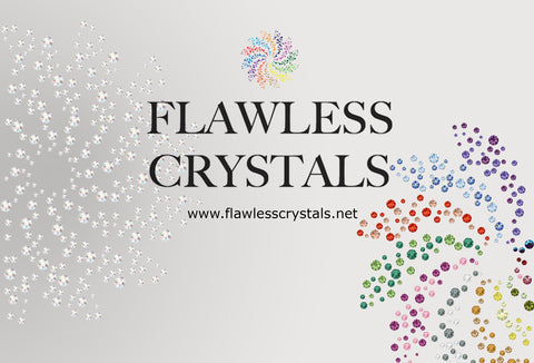 Flawless Crystals Australia high quality low price Perths trusted rhinestone specialists for dances by dancer Rosa Filippello