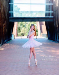 Flawless Crystals Ambassador Emily Cooper. Ballet, jazz, tap, lyrical, contemporary and acro dancer.