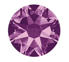 Load image into Gallery viewer, Amethyst Rhinestones - Flawless Crystals