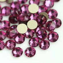 Load image into Gallery viewer, Fuchsia Rhinestones - Flawless Crystals