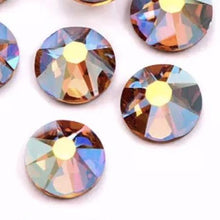 Load image into Gallery viewer, Topaz AB Rhinestones - Flawless Crystals