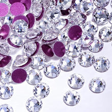 Load image into Gallery viewer, Crystal Rhinestones - Flawless Crystals