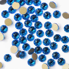 Load image into Gallery viewer, Capri Blue Rhinestones - Flawless Crystals