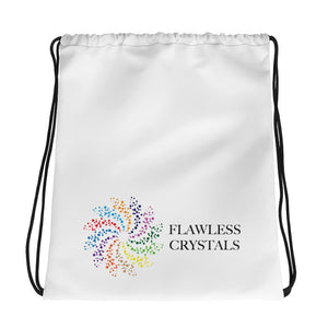 Drawstring bag - Flawless Crystals