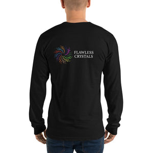 Long sleeve t-shirt - Flawless Crystals