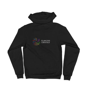 Hoodie sweater - Flawless Crystals
