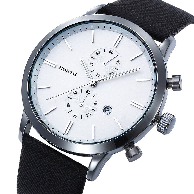 Waterproof Military Watch - wearevel
