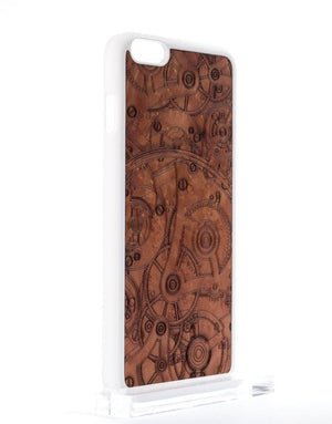 Wood Mechanism Phone case - wearevel